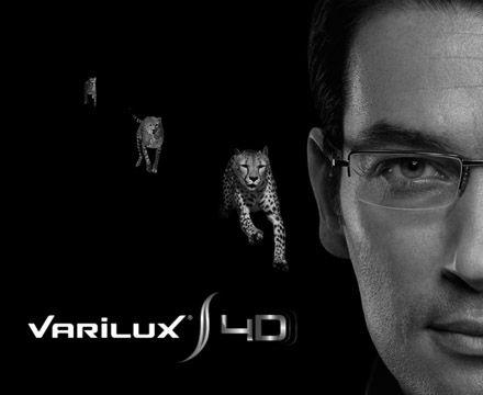 Lentes graduadas Varilux 4d