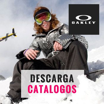 Descarga catalogos Oakley