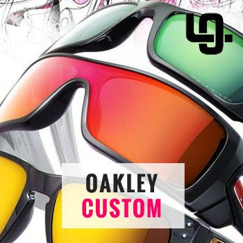 Crea tu gafa Oakley-luyando
