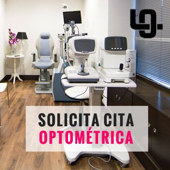 Solicita cita OptométricaLuyando opticos