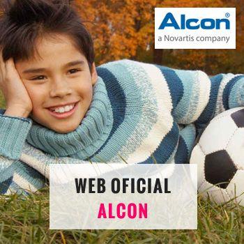 Web Oficial Alcon