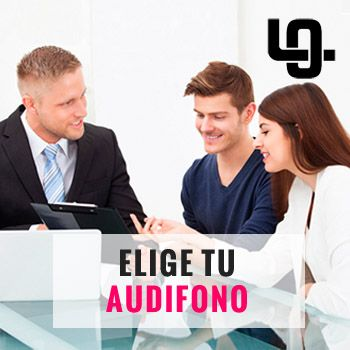 Elige tipo audifono