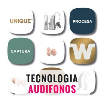 Tecnología Audifonos