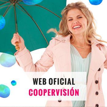 Web Oficial Coopervisión