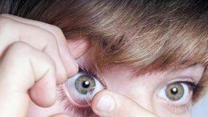 Lentilla para el manejo miopia